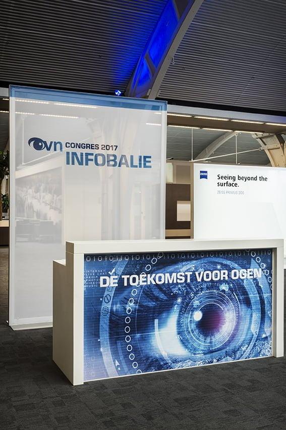 informatiebalie congres
