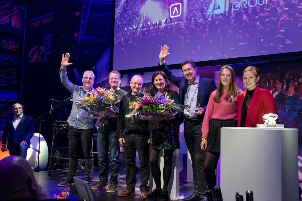 zakelijk evenement Award uitreiking