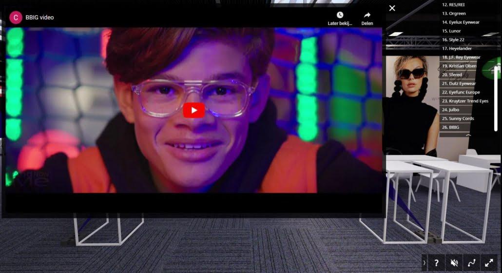 brand movie in de virtuele beurs