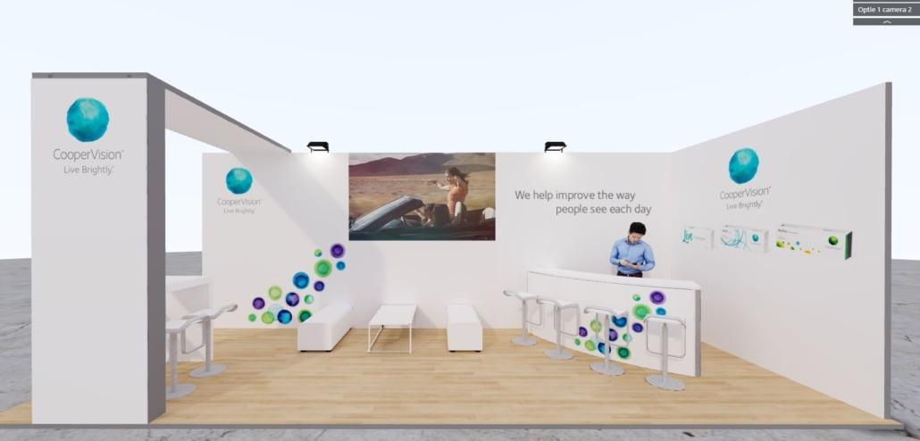 ontwerp voor een duurzame stand